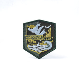 Mountain Crest Patch