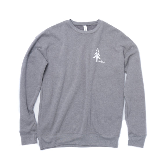 Two Trees Tofino Deep Heather Crewneck