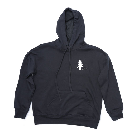 Two Trees Tofino Black Pullover Hoodie