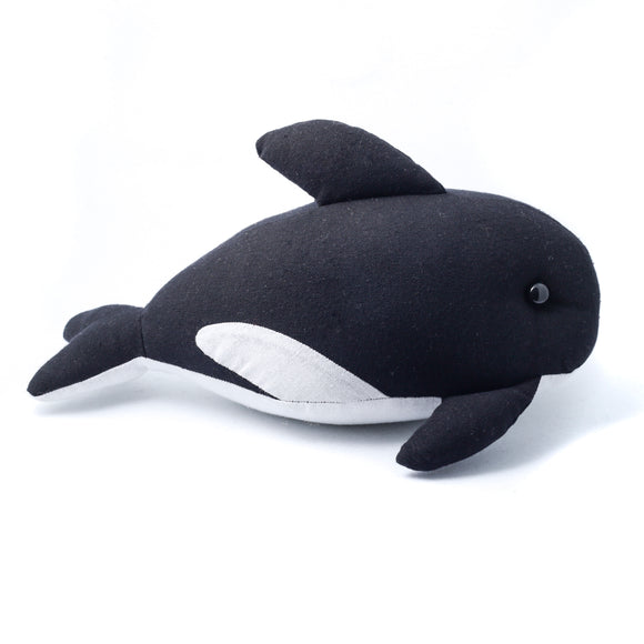Tofino Orca Whale Stuffy