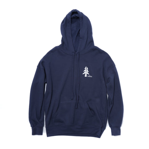 Two Trees Tofino Navy Pullover Hoodie