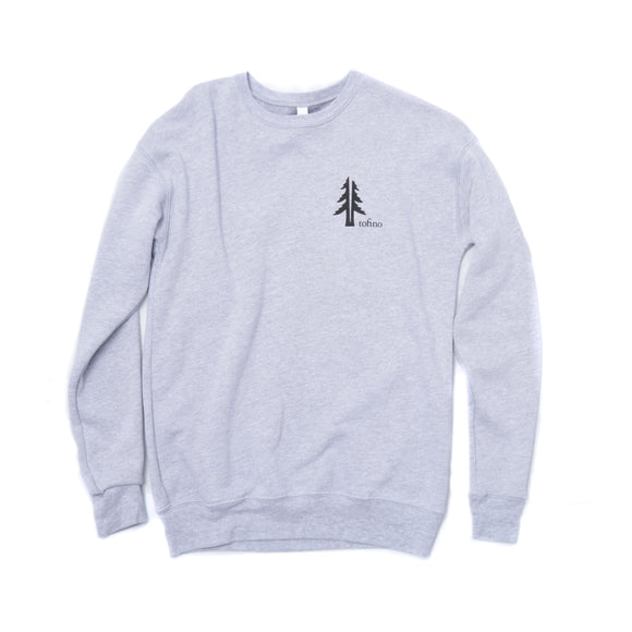 Two Trees Tofino Athletic Heather Crewneck