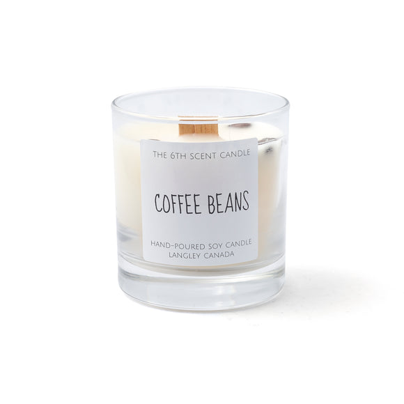 Coffee Beans Woodwick Candle