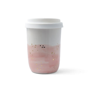 Tav Travel Mug with Silicone Lid