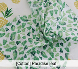 Cotton Face Mask with opening for filter