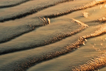 Beach Ripples/Turning Tides