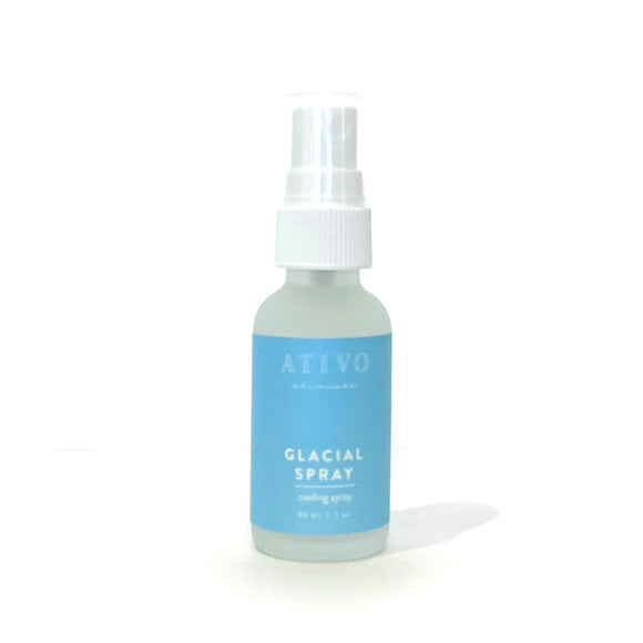 Glacial Spray Cooling Mist 30mL -Travel