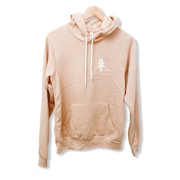 Two Trees Tofino Sand Dune Pullover Hoodie