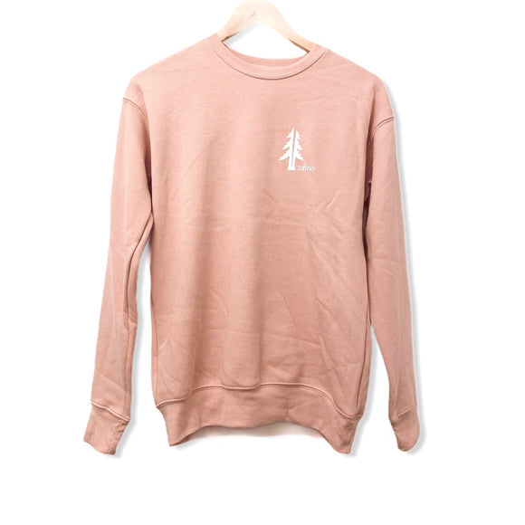 Two Trees Tofino Peach Crewneck