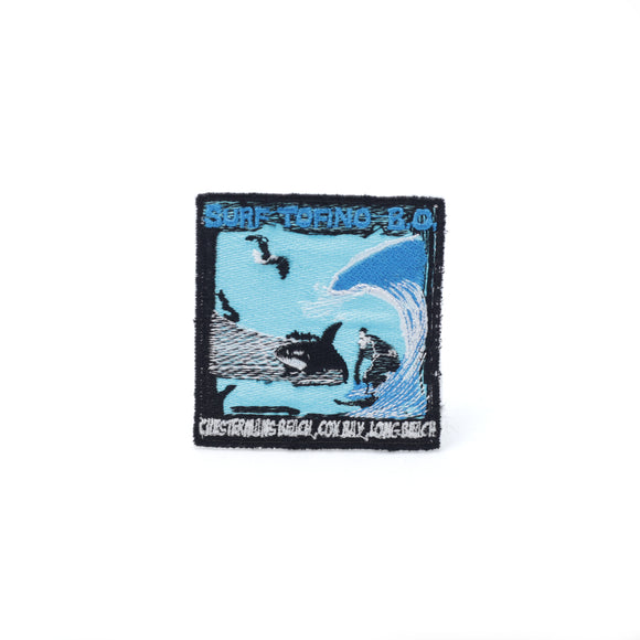 Surf Tofino BC Patch
