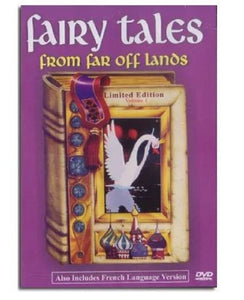 Fairy Tales From Far Off Lands Animation Movie Collection Vol. 1