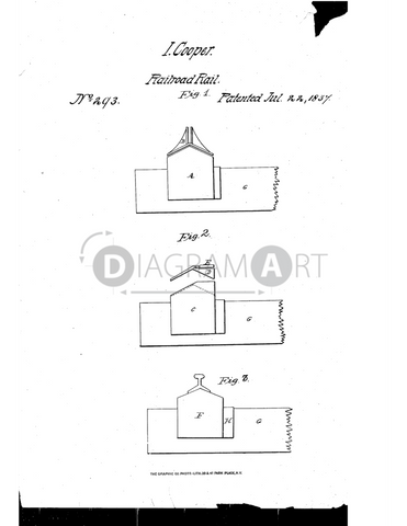 USPTO Patent_0000293 , Free Sketch - Diagramart Author, DiagramArt