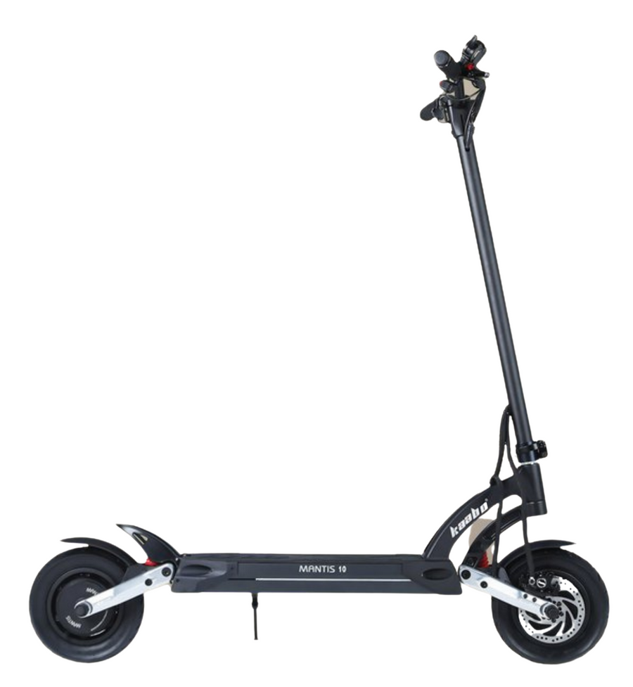 EX DEMO Kaabo Mantis PRO SILVER Electric Scooter - Kaabo UK