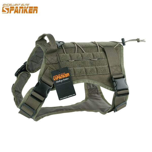 SP Tactical Dog Harness
