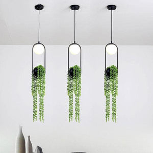 New Planter Pendant Lights