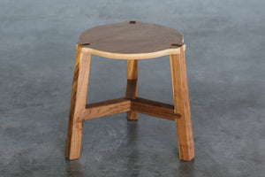 Tercet Stool/ End Table from Housefish