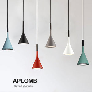 Modern Art Pendant Lights