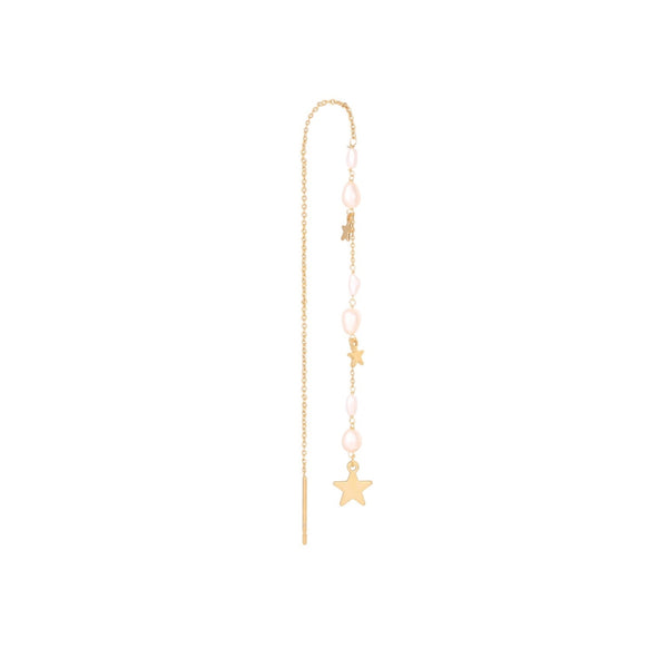 Chérie Drop Earring Pearls