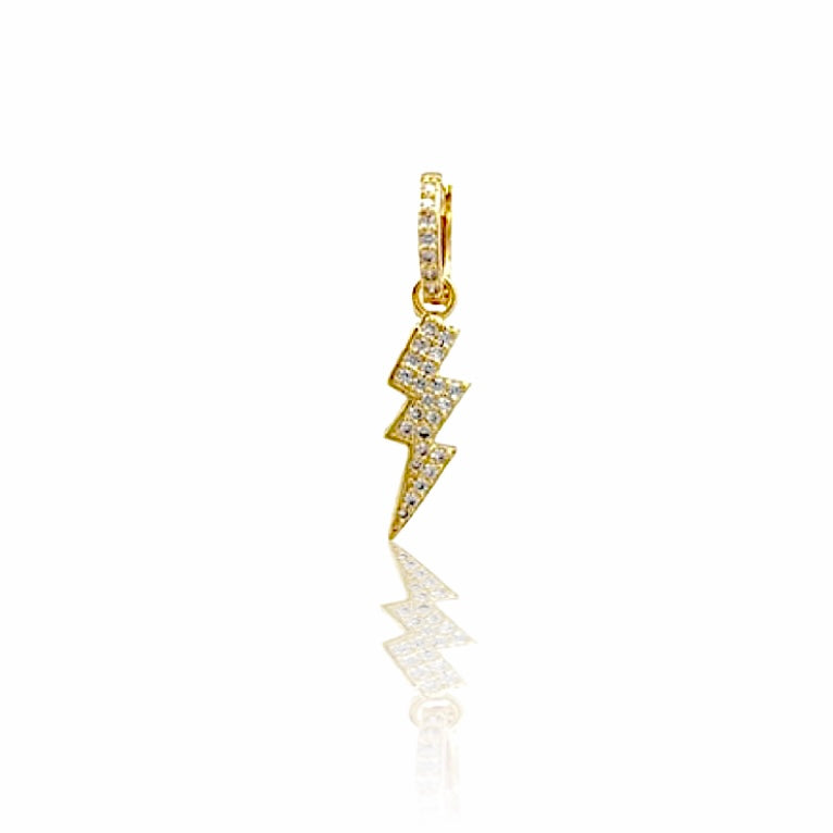 lightning earring-fashion jewellery online-golden earrings-the best jewellery |bliksemschicht oorbellen