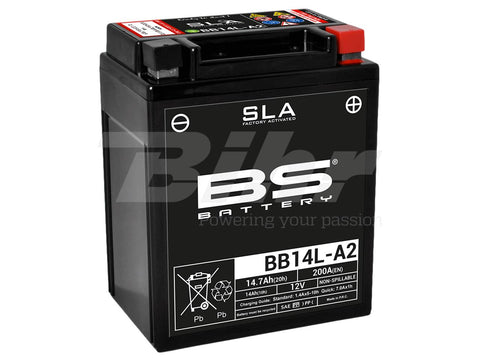 Batería BS Battery SLA BB14L-A2