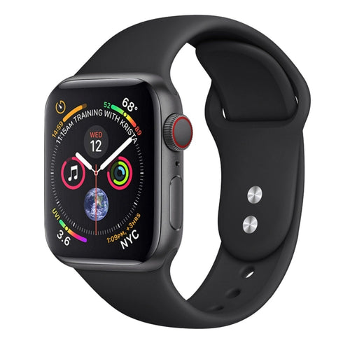 Silicone Sport Strap for Apple iWatch