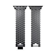 Load image into Gallery viewer, Luxury Stainless Steel Strap for Apple iWatch ( Butterfly Clasp )
