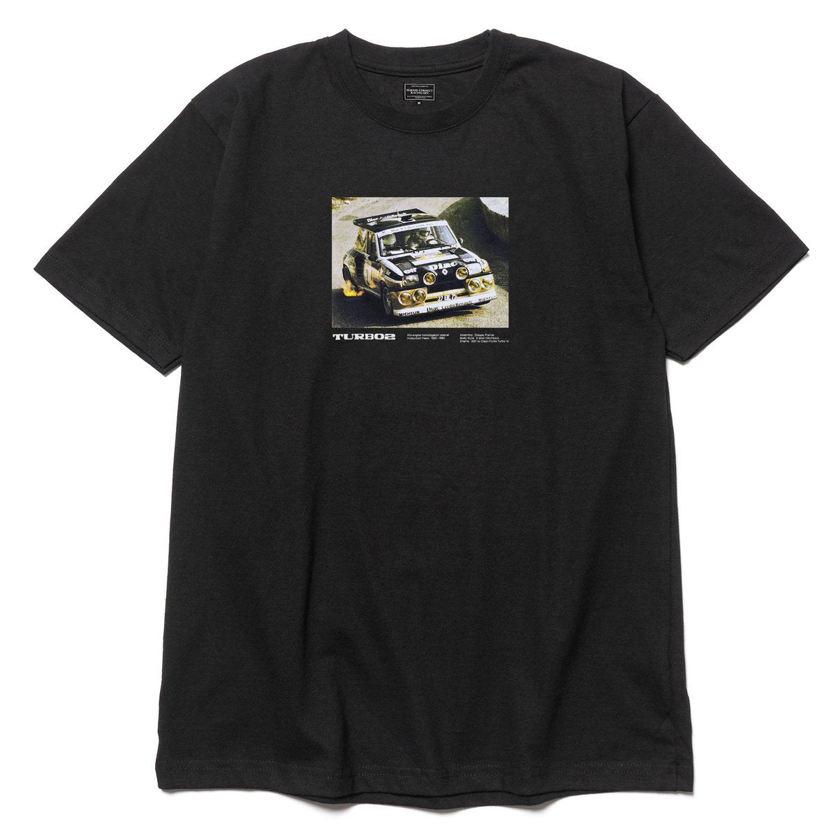 LA TURBO 2 PHOTO TEE