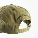 SAFARI RALLY CAP BROWN