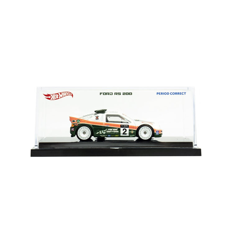 FORD RS200 1:64 DIE-CAST CAR
