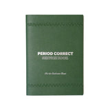 PERIOD CORRECT SERVICE BOOK GREEN