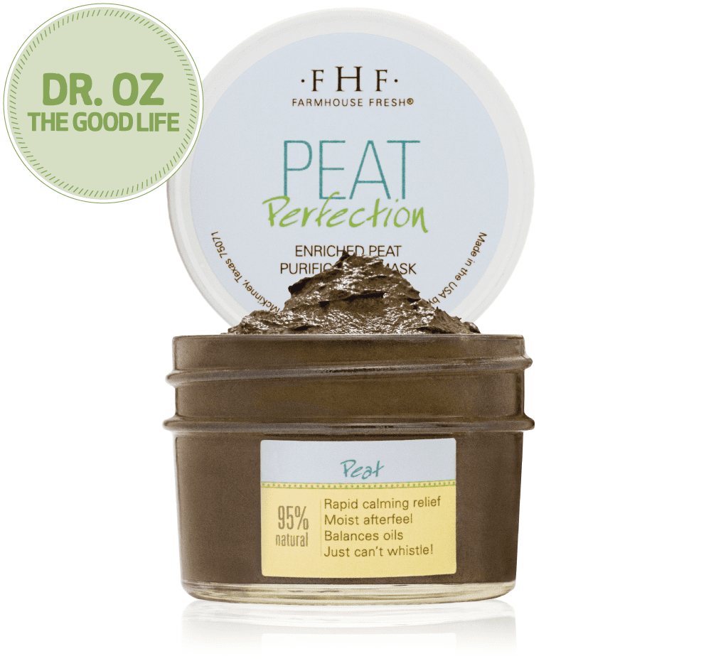 Peat Perfection Face Mask