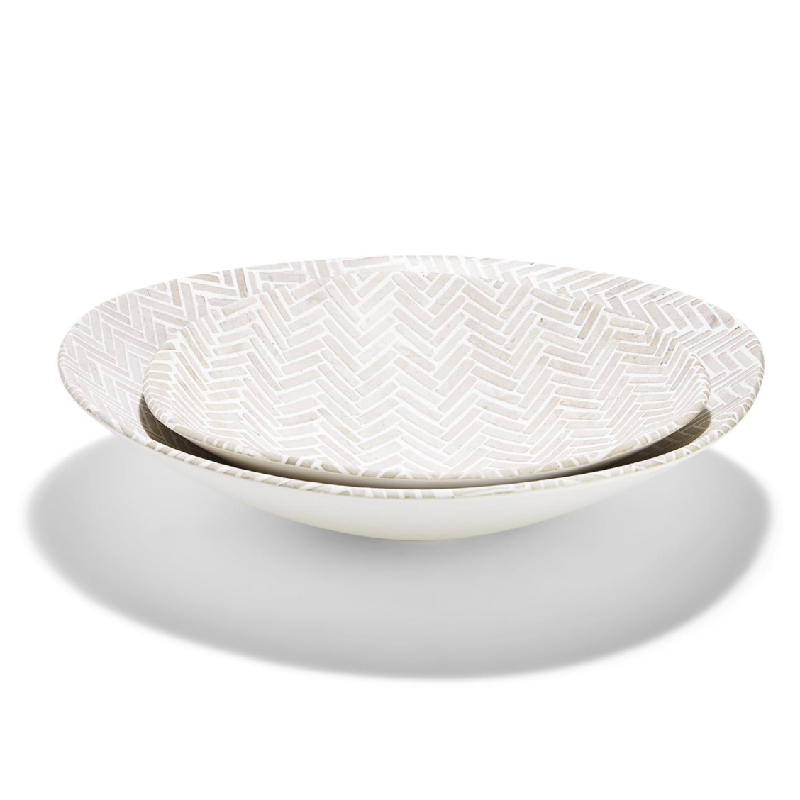 Patterns Serving Bowl