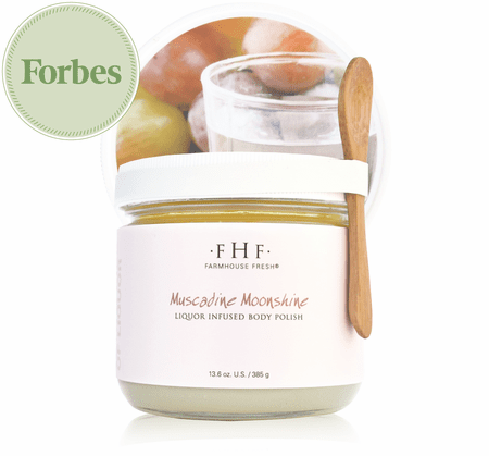 Muscadine Moonshine Body Polish
