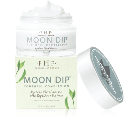 Moon Dip Ageless Facial Mousse