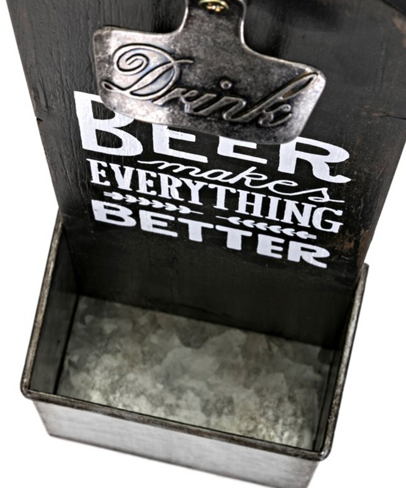 Grayson Beer Plaques with Opener
