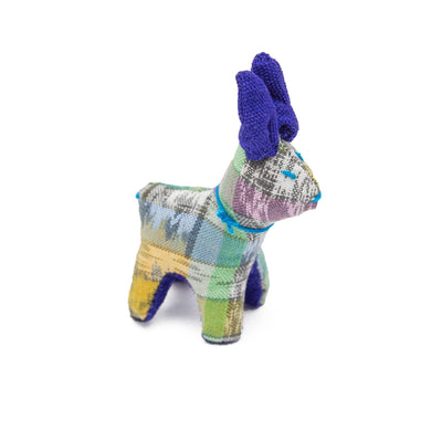 Fair Trade Handmade Cotton Animal Toys Pastels ?id=14008048910389