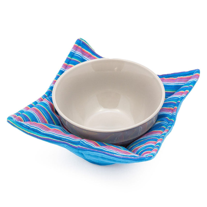 Microwave Bowl Cozy - Festive Red ?id=14292391690293
