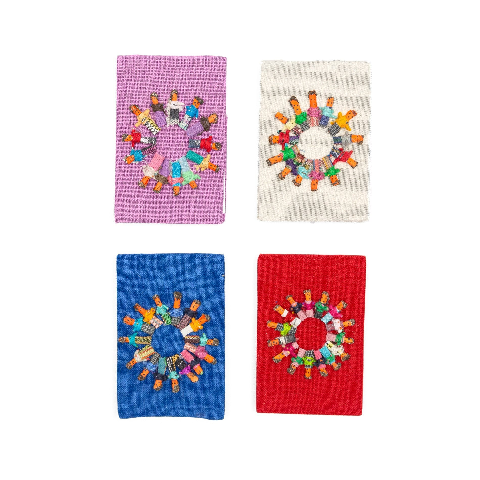 Fair Trade Children of the World Notepad