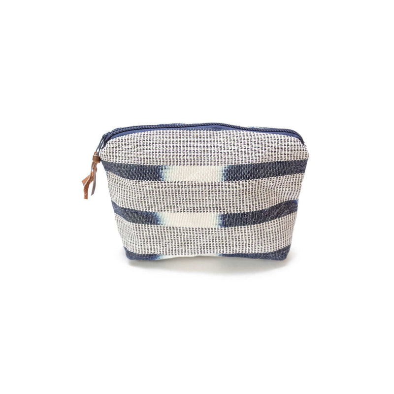 Indigo Cosmetic Bag