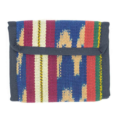 Guatemala Cotton Billfold Wallet