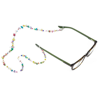 Fair Trade Eyeglass Holder Chunky Beads