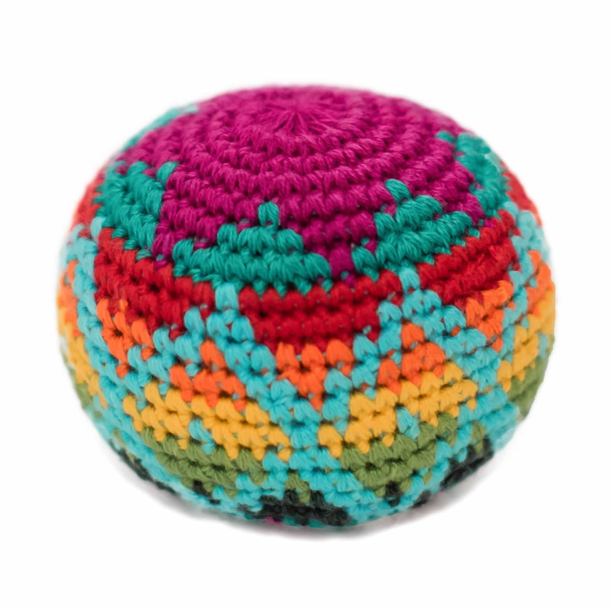 Fair Trade Colorful Hacky Sack