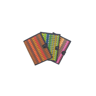 Fair Trade Honeycomb Notebook Set of Three