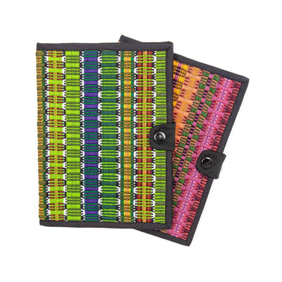 Fair Trade Honeycomb Notebook Set of Two