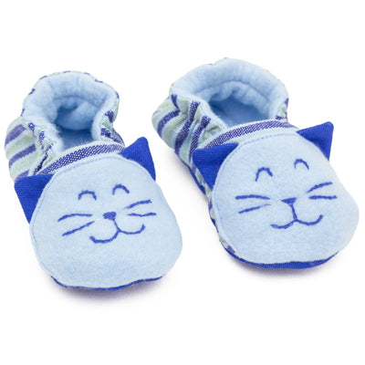 Baby Bear Booties - BLue