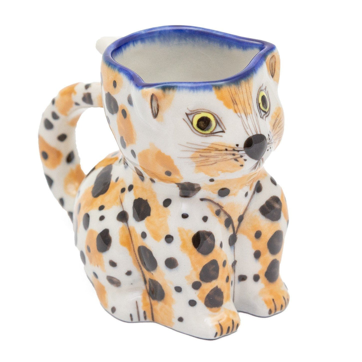 Stoneware Kitty Mug