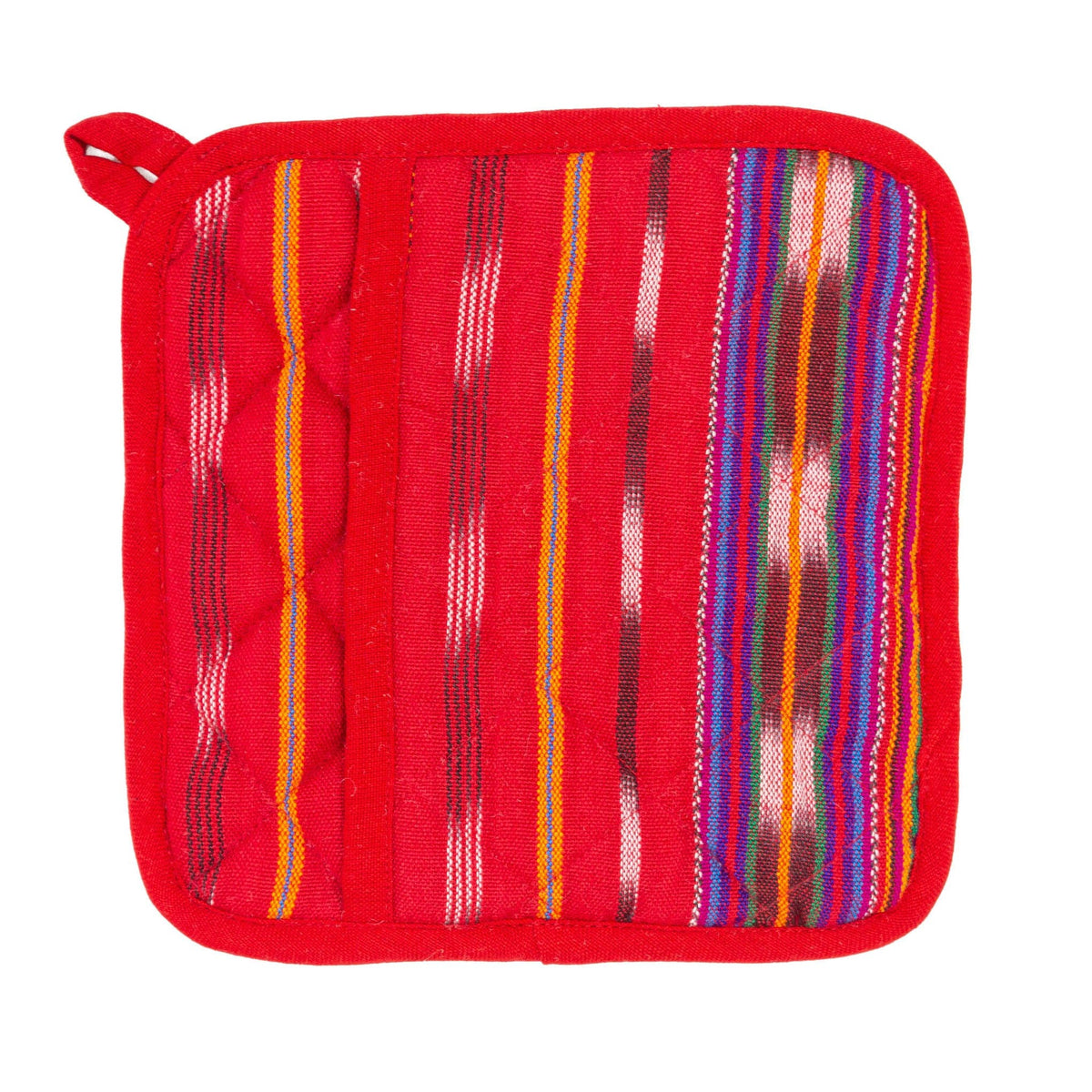 Upavim Pocket Pot Holder - Festive Red