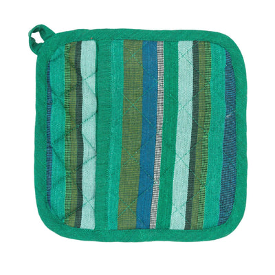 Upavim Pot Holder - Teal