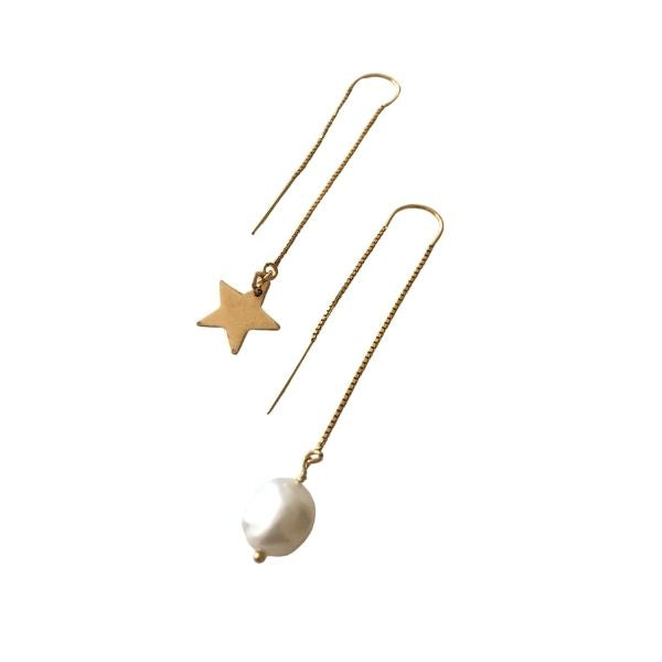 Pearl and Star threaders