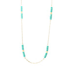 Striped Single Chain | Neon Collection | Handmade Fashion Jewelry | Wholesale | Marli and Lenny